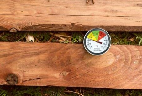 How to Use a Compost Thermometer
