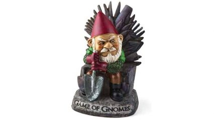 Game of Thrones Gnome