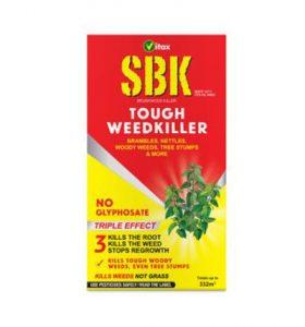 SBK Tough Weedkiller 1L