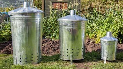 Best Garden Incinerator Bin Garden Waste Burner