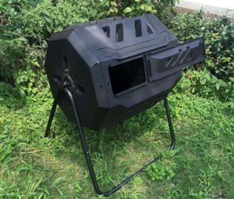 Plastic Compost Tumbler