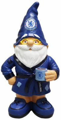 Chelsea Gnome in Dressing Gown