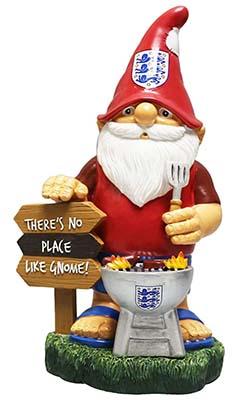 England Gnome BBQ