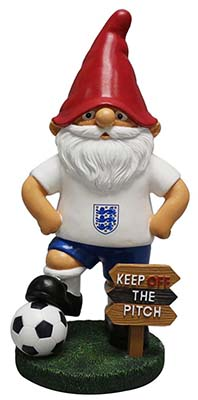 England Gnome Keep of The Pitch