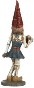 female scary gnome back view