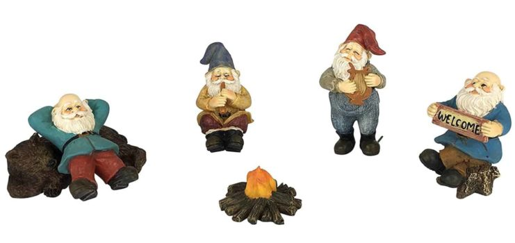Happy Camp Small Gnomes