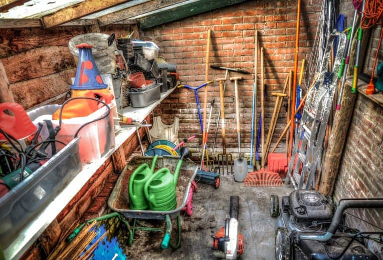 How To Clean Your Garden Tools