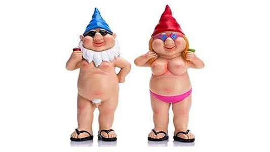 Best Rude Naughty Garden Gnomes