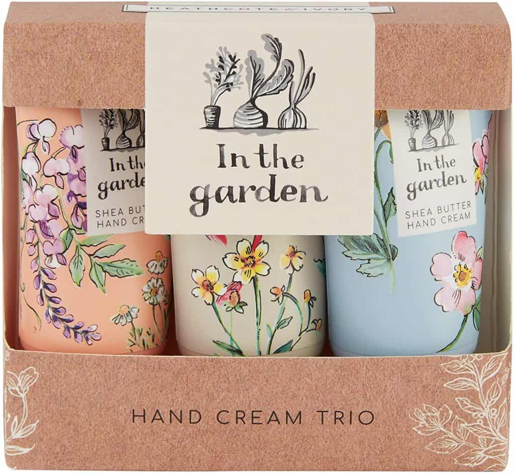 Trio Set Hand creams for her