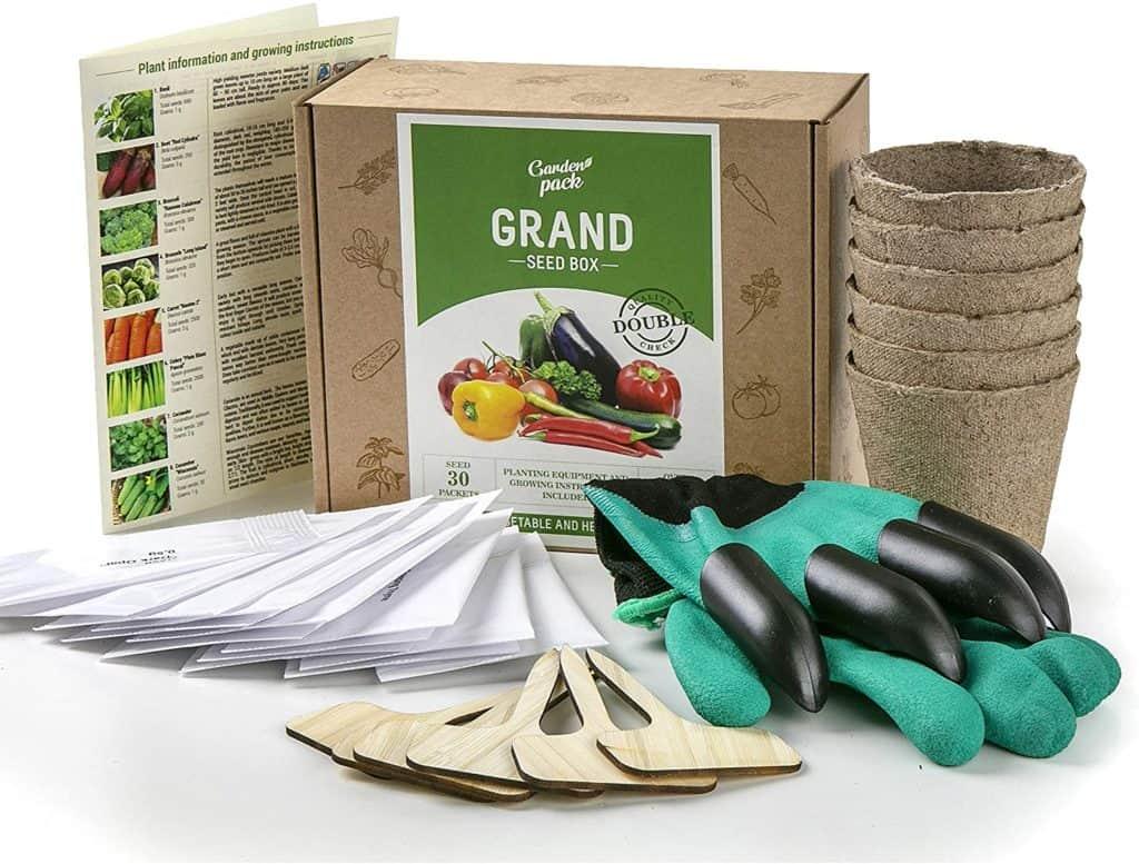 30 seed  kit