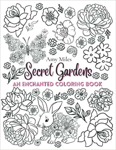 Gardening Gift For Her Colouring Book