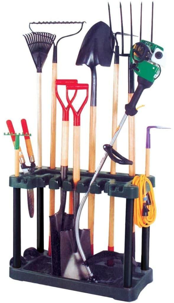 Garden Tool Rack Storage
