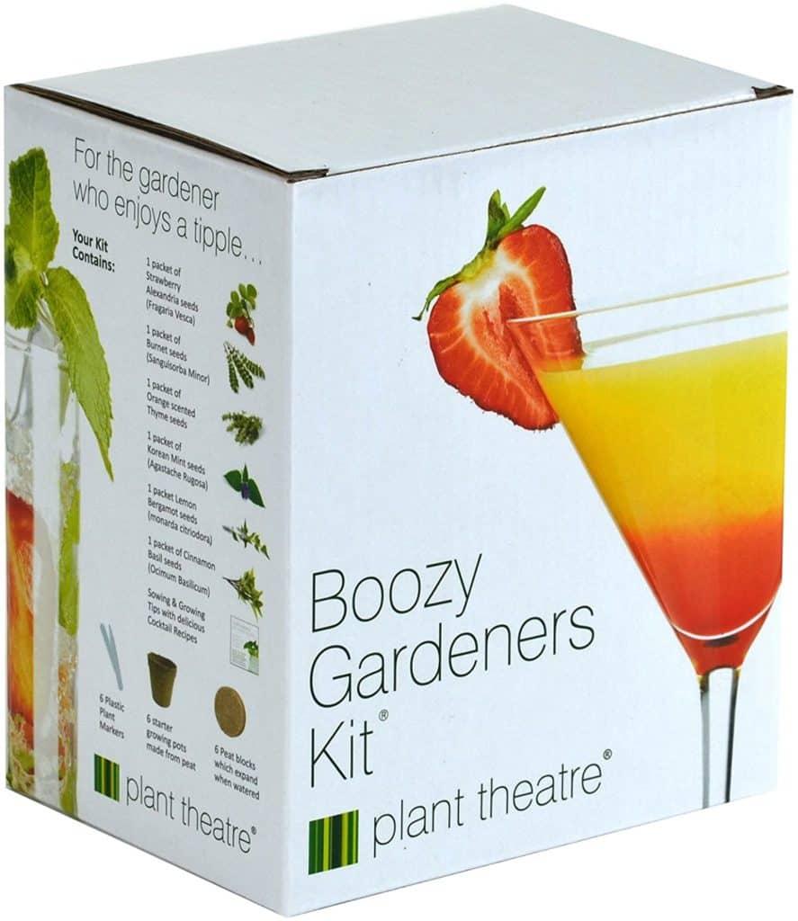 boozy gardeners kit