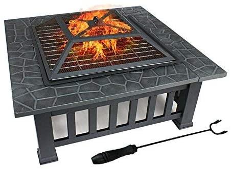 garden fire pit gardening gift for men
