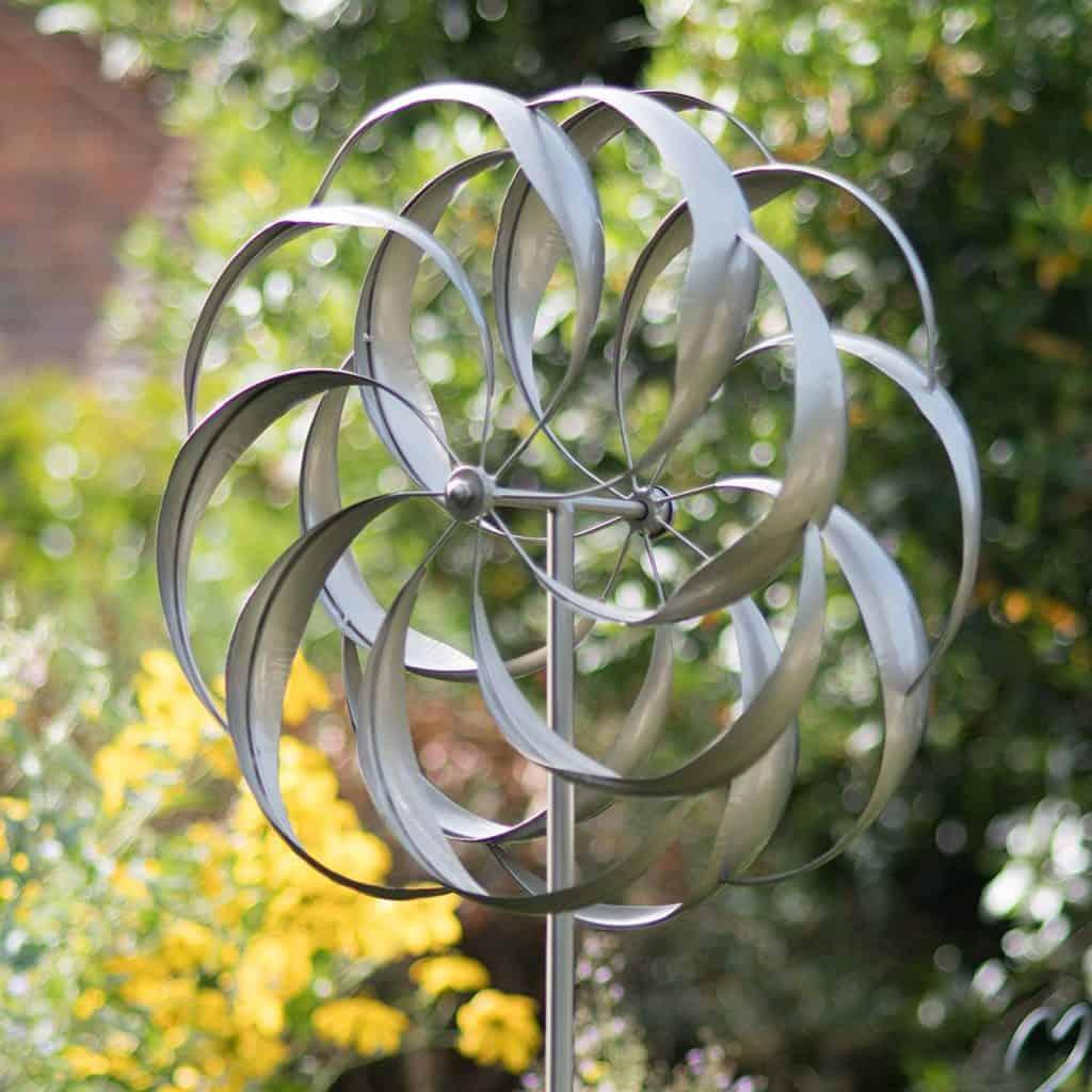 wind spinner sculpture